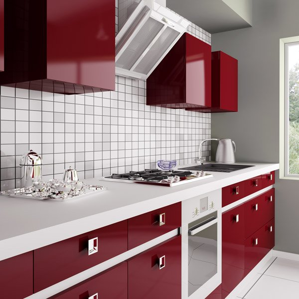 High Gloss Cabinet Doors