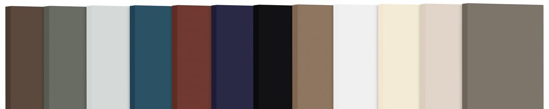 Order Matte Color Samples