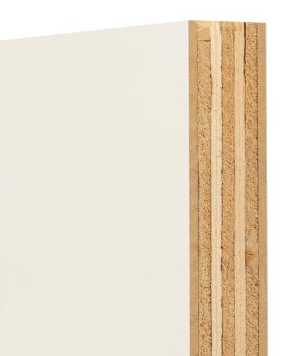 White Melamine Plywood