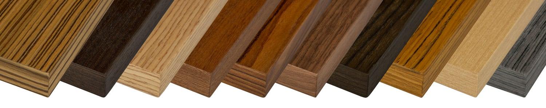 Order Wood Veneer Samples