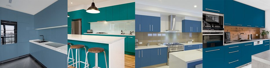 15 KITCHENS IN BLUE