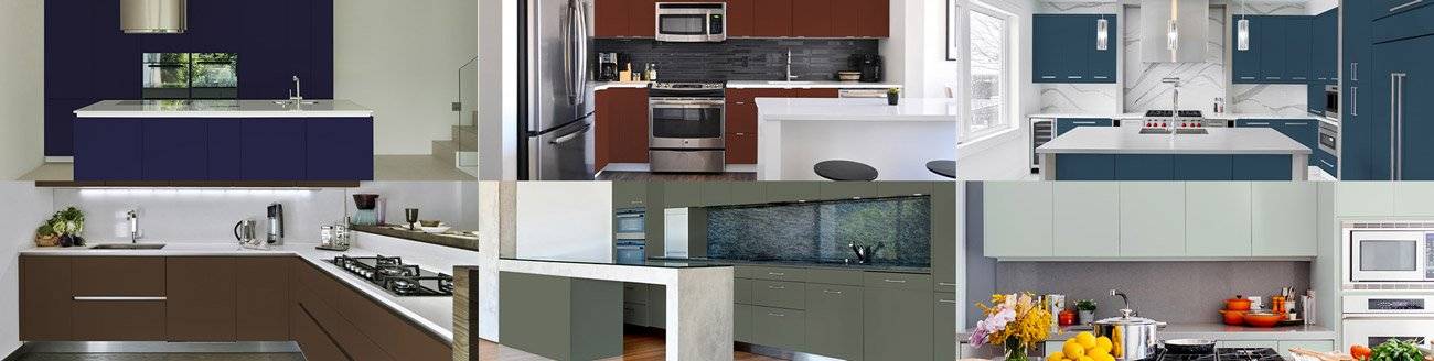 Satin Smooth Finish Collection – Next Level Cabinet Doors