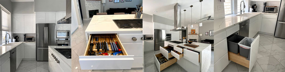 Stylish Modern Kitchen Remodel
