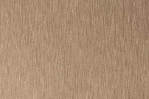 Brushed Bronze Real Aluminum Surface