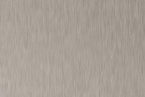 Brushed Inox Real Aluminum Surface