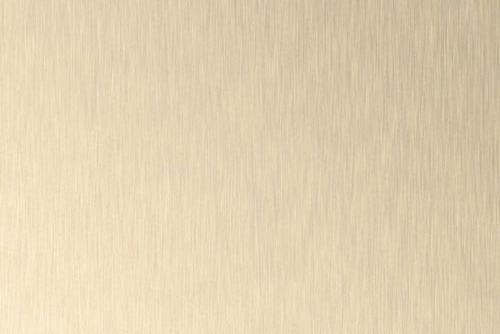Brushed Platinum Real Aluminum Surface