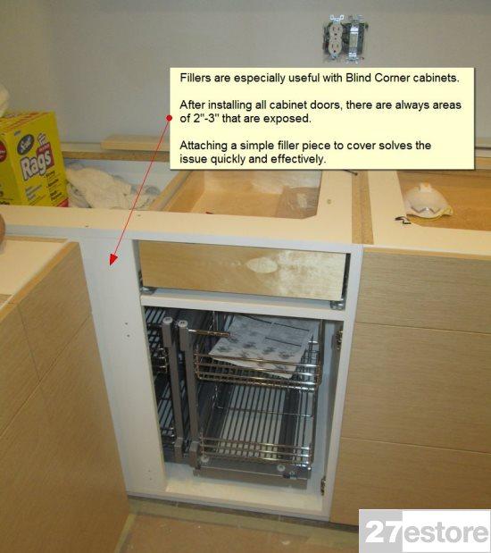 Blind corner cabinet | 27estore.com