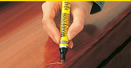 Minwax marker