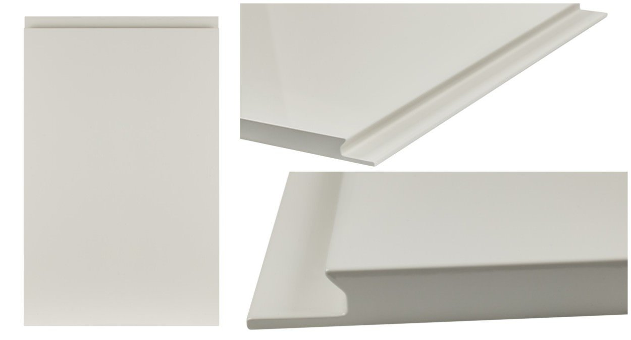 Model 5320 – RAL 9002 Grey White & Model 5045 – 45 Degree Mitered Edge