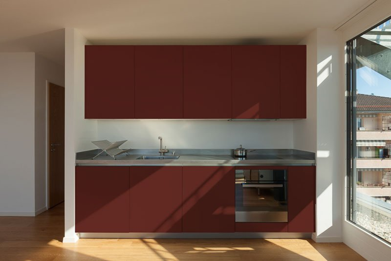 View RAL Gallery Lacquered Kitchens