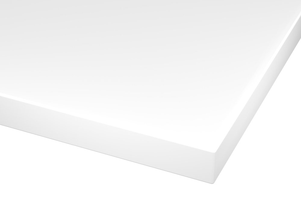 RAL 9010 Pure White Cabinet Doors