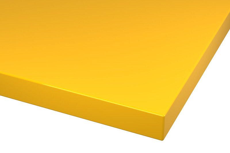 RAL 1023 Traffic Yellow