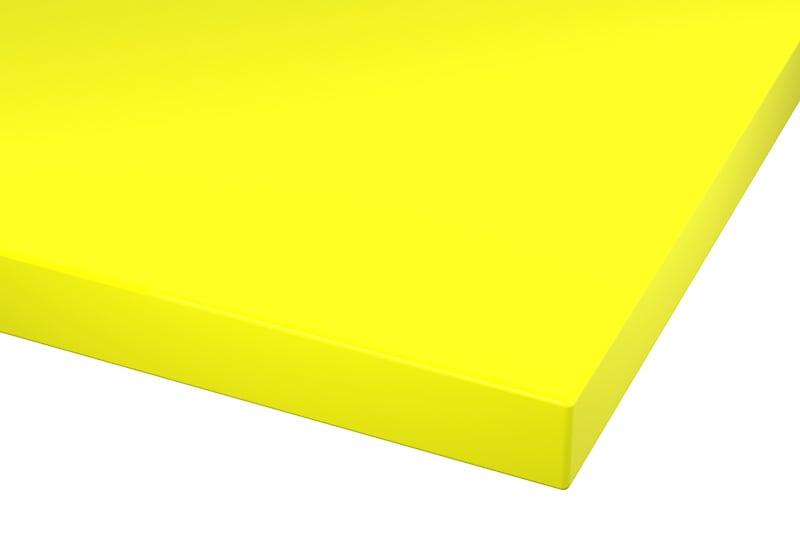 RAL 1026 Luminous Yellow