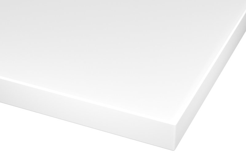 RAL 9016 Traffic White Cabinetry Doors