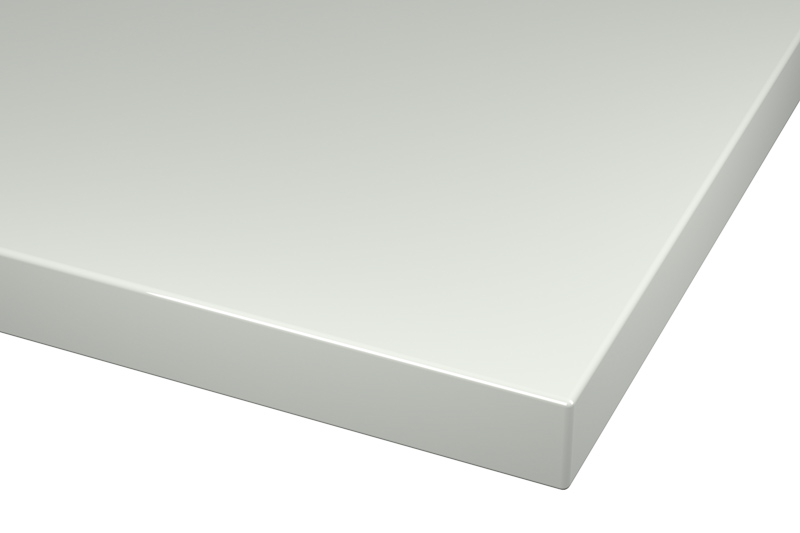 RAL 9018 Papyrus White Cabinet Doors