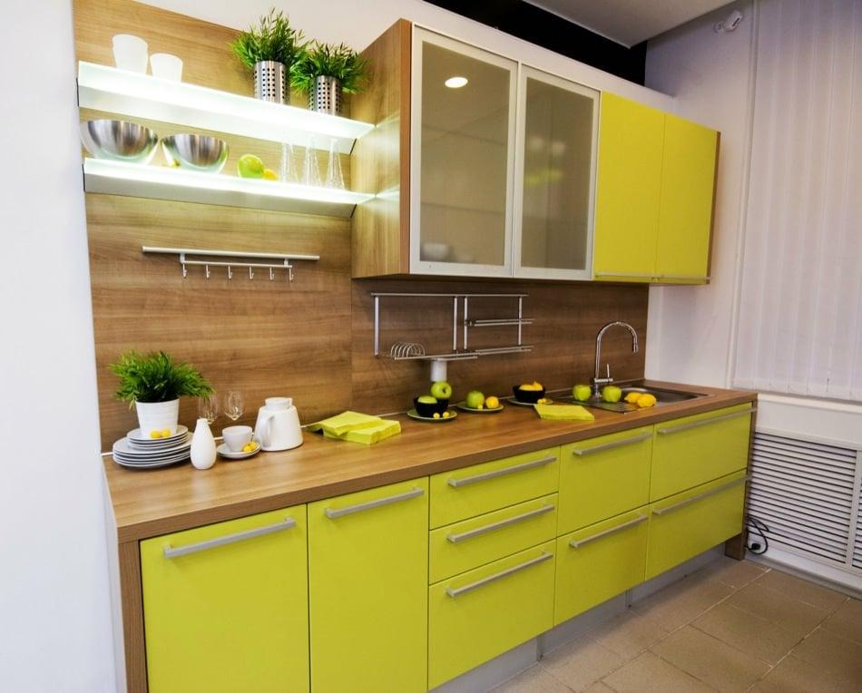 RAL 1018 - Zinc Yellow