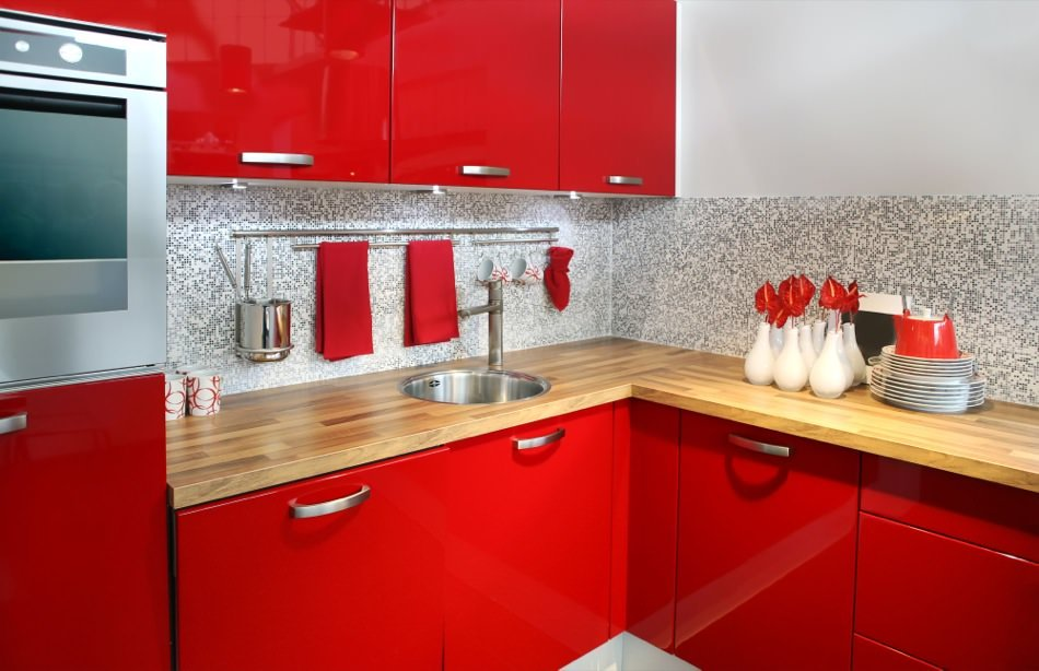 RAL 3020 Traffic Red - High Gloss