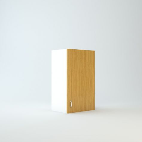 """Wall cabinet 30"""" High 18"""" Wide For One Door"""