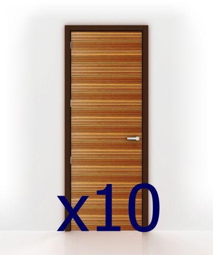"""Package 4 - 10x Interior Doors 96"""" high"""