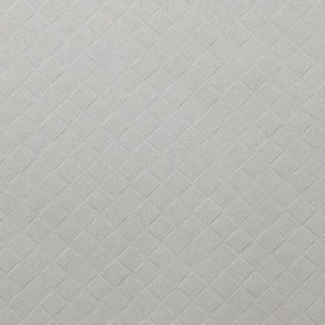 White Weaved Leather Textured
