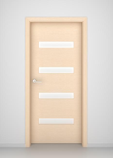 Door with 4 lites
