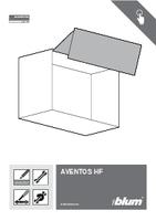 Aventos HF assembly