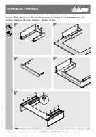 Legrabox Sink assembly