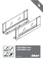 Legrabox with Glass assembly