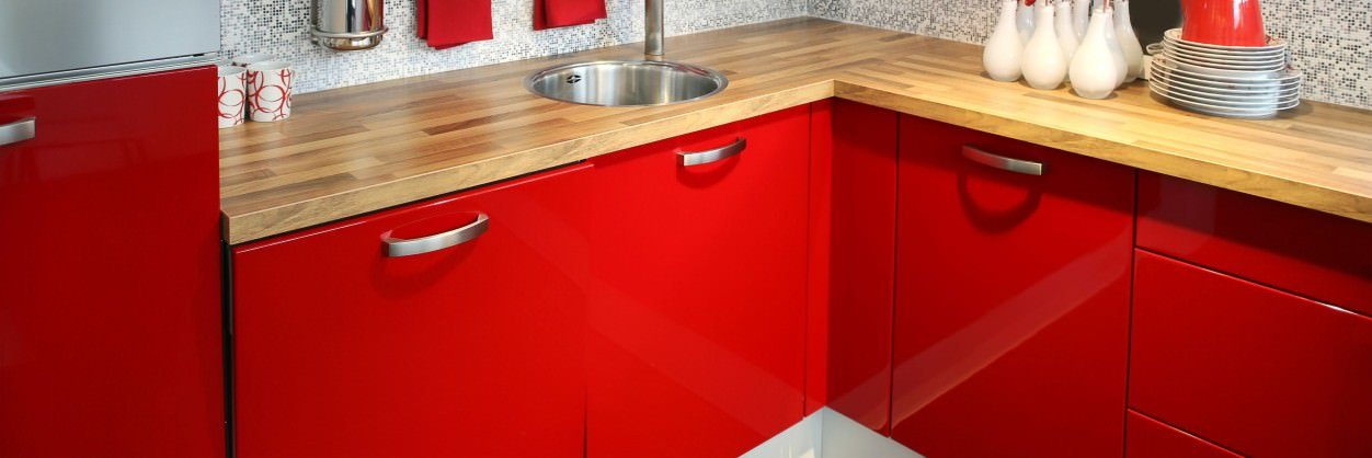 High Gloss Lacquer Red