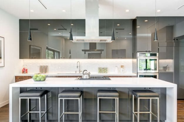 Kitchen Cabinet Doors | Modern Cabinet Doors | Contemporary ...
