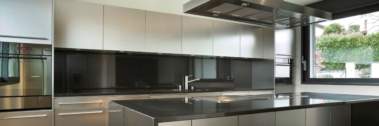 Modern Kitchen Cabinets | Contemporary Frameless RTA ...