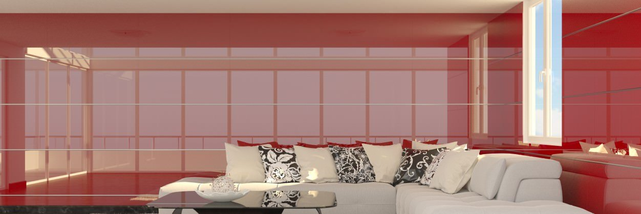 Wall paneling systems for modern interiors