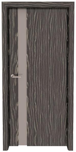 Safari Black Interior Doors