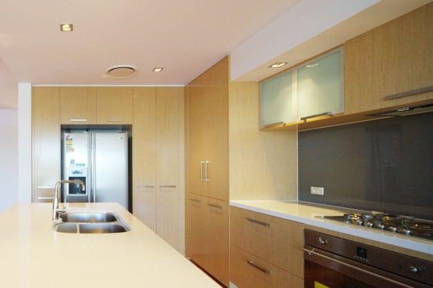 Wood Veneer Cabinet doors
