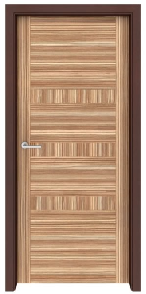 Zebrawood Interior Doors