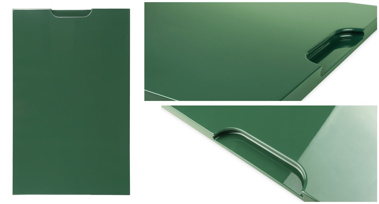 Model 5330 - shown in RAL 6005  Moss Green