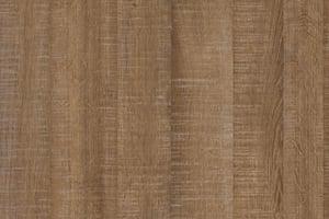 Brown Planked Oak Cabinet Doors