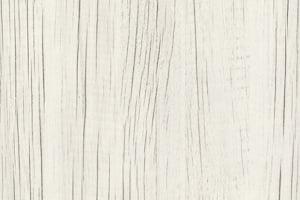 White Woodgrain Cabinet Doors