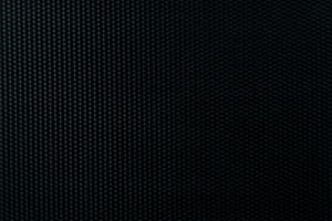 High Gloss 3D Cube Pattern Black Cabinet Doors