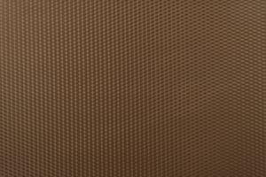 High Gloss 3D Cube Pattern Brown Cabinet Doors