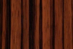 High Gloss Ebony Macassar Cabinet Doors