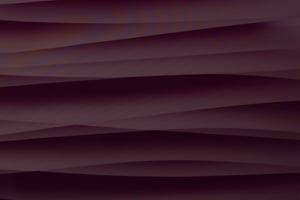 Waves Pattern Purple small Cabinet Doors