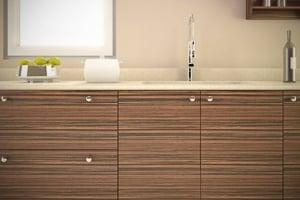 Ebony Macassar Cabinets Doors Cabinet Doors