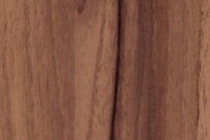 High Gloss Italian Walnut Cabinet Doors