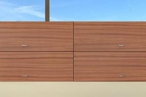 Sapele Mahogany Cabinets Doors Cabinet Doors